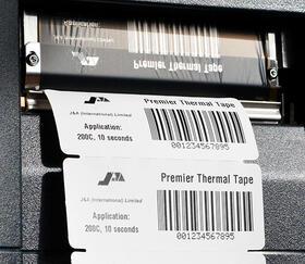 Premier Thermal Tape nastro di Identificazione
